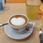 lovely capuccino