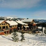 Jack Creek Grille is located in the slopeside Moonlight Lodge on the north side of Lone Peak.