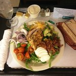 Room Service Chicken Cobb Salad