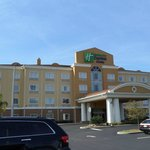 Holiday Inn Express Hotel & Suites Palatka Northwest Foto