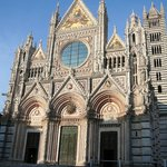 The hotel is three minutes from the fabulous Duomo