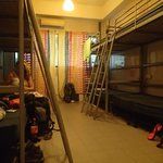 Foto de The Hive Backpackers Hostel