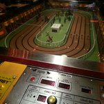 This is the Sigma Derby horse racing game - the most fun I've ever had in a Vegas casino.