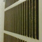heavy dirt in AC vents