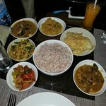 Handagedara's Sri Lankan Curries and Rice
