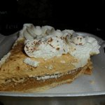 Pumpkin Harvest Pie at Coco's