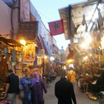 Souks and side streets