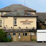 Foto de The Green Man Hotel