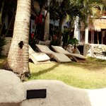 Foto van Dolphinbay Beachfront  & Dive Resort