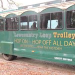 Trolley - our transportation