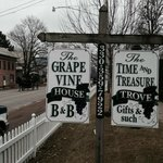 Photo de The Grapevine House Bed and Breakfast