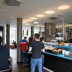 Motel One Munchen-City-West resmi