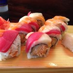 Sushi Red