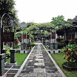 Bali Taman Beach Resort Foto