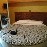 nice bed, i had a realy god night sleep :D