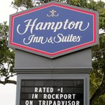 صورة فوتوغرافية لـ ‪Hampton Inn & Suites Rockport - Fulton‬