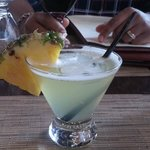 Pineapple Fusion Martini...YUMMY!!!