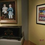 paintings and furniture
