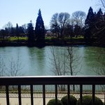 View from room - Willamette River