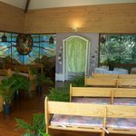 The chapel where we had our ceremony