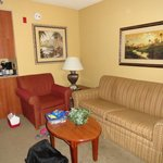 Φωτογραφία: Holiday Inn Express Bloomington