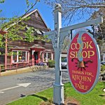 The Cook Shop, Lemon Tree Village, Brewster, Mass