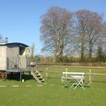 Sam the Shepherds Hut