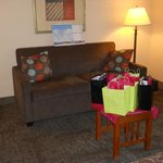 Staybridge Suites double queen suite