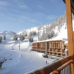 Foto de Sunshine Mountain Lodge