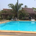 Photo de Lanta Klong Nin Beach Resort