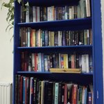 book case in common area