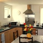 Monach Cottage Kitchen