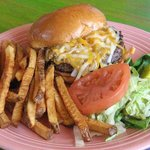 West Side Chile Burger