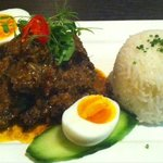 Beef Rendang Authentic Malaysian Curry