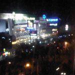 Hartono mall from my room