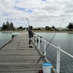 Tumby Bay jetty