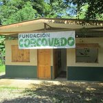 The hostel is owned and managed by the non-profit Corcovado Foundation