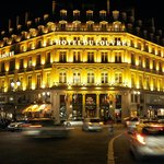 Perhaps one of the most beautiful hotels in Paris.