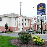 BEST WESTERN Penn-Ohio Inn & Suitesの写真