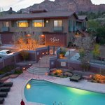 Foto de Sedona Rouge Hotel and Spa