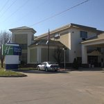 Holiday Inn Express Washington, Indiana resmi