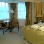 Superior room - elegant with a lovely view over the lawns