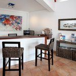 Take advantage of a warm welcoming at the reception desk