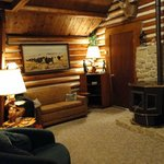 Living room cabin 1.
