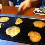 Make your own pancakes.