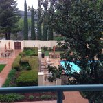 Courtyard by Marriott Sacramento Notomas (River Plaza Dr) - Outside Patio View from Room #310