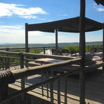 Foto de Nambiti Hills Private Game Lodge