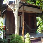 Foto di Tropical Garden Bungalows
