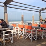 "Beach pavillon ""Strand 90"" - sea view"