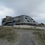 Hotel Paal 9, view from the beach